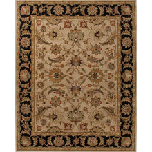 Load image into Gallery viewer, Jaipur Rugs Classic Oriental Pattern Taupe/Black Wool Area Rug