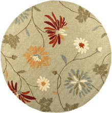 Load image into Gallery viewer, Kas Rugs Meridian 2517 Sage Sofia Area Rug