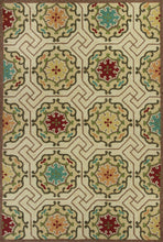 Load image into Gallery viewer, Kas Rugs Meridian 2520 Ivory Mosaic Area Rug