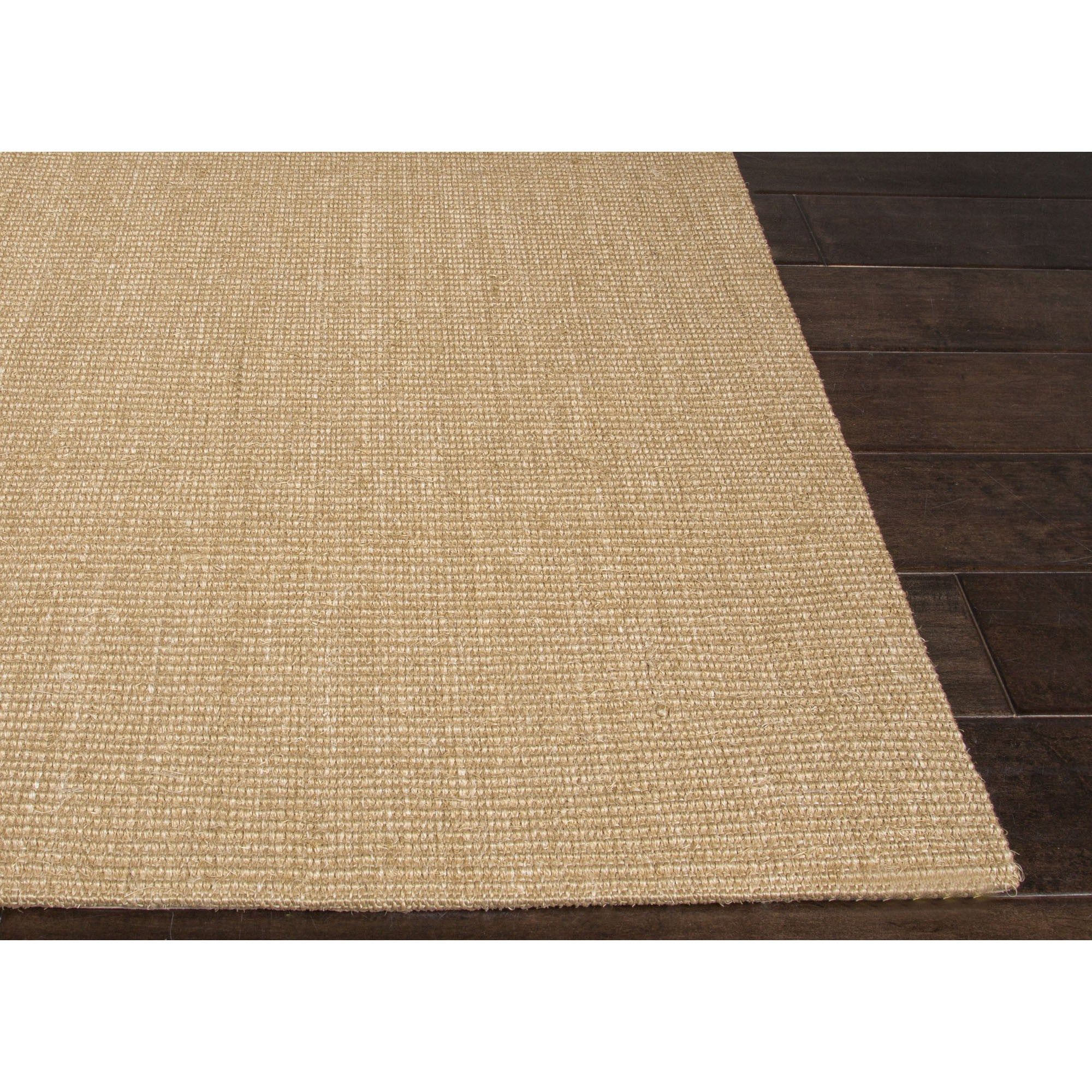 Jaipur Rugs Naturals Solid Pattern Taupe Tan Sisal Area