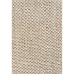 Jaipur Rugs Naturals Solid Pattern Taupe/Ivory Sisal Area Rug