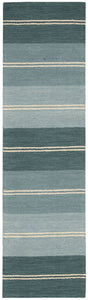 Barclay Butera Oxford Seaglass Area Rug By Nourison OXFD1 SEAGL (Runner) | BOGO USA