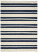 Load image into Gallery viewer, Barclay Butera Oxford Awning Stripe Area Rug By Nourison OXFD2 AWNIN (Rectangle) | BOGO USA