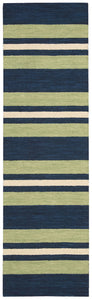 Barclay Butera Oxford Breeze Area Rug By Nourison OXFD5 BREEZ (Runner) | BOGO USA
