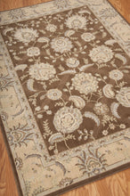 Load image into Gallery viewer, Nourison Persian Empire Chocolate Area Rug PE22 CHO