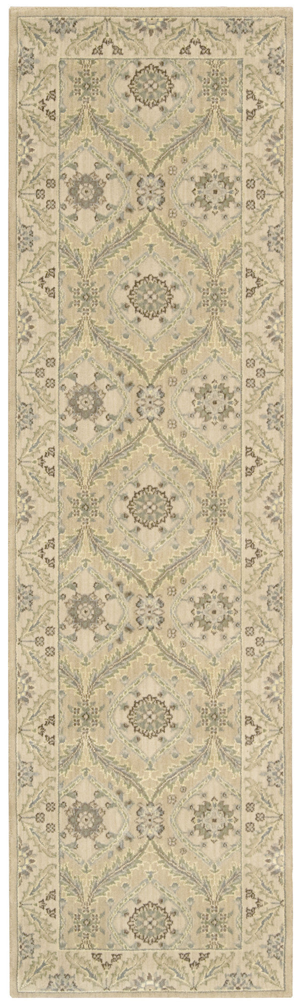 Nourison Persian Empire Light Gold Area Rug PE24 LGD