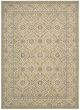 Load image into Gallery viewer, Nourison Persian Empire Light Gold Area Rug PE24 LGD
