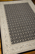 Load image into Gallery viewer, Nourison Persian Empire Black Area Rug PE26 BLK