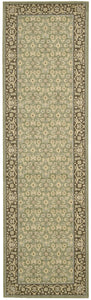 Nourison Persian Empire Green Area Rug PE26 GRE