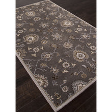 Load image into Gallery viewer, Jaipur Rugs Transitional Oriental Pattern Gray/Ivory Wool Area Rug PM105 (Rectangle)