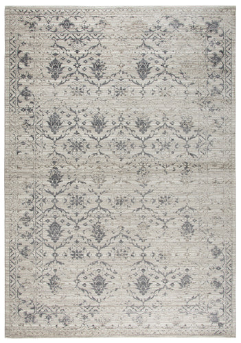 Rizzy Home Panache PN6985 Natural Medallion Floral Area Rug