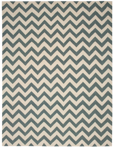 Nourison Portico Light Green Area Rug POR03 LTG
