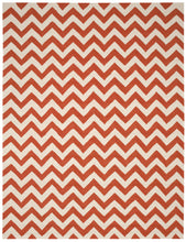 Load image into Gallery viewer, Nourison Portico Orange Area Rug POR03 ORG