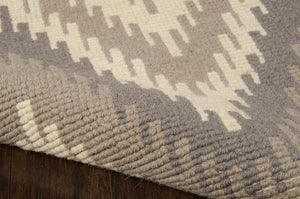 Barclay Butera Prism Sand Dune Area Rug By Nourison PRI28 SANDU (Rectangle) | BOGO USA
