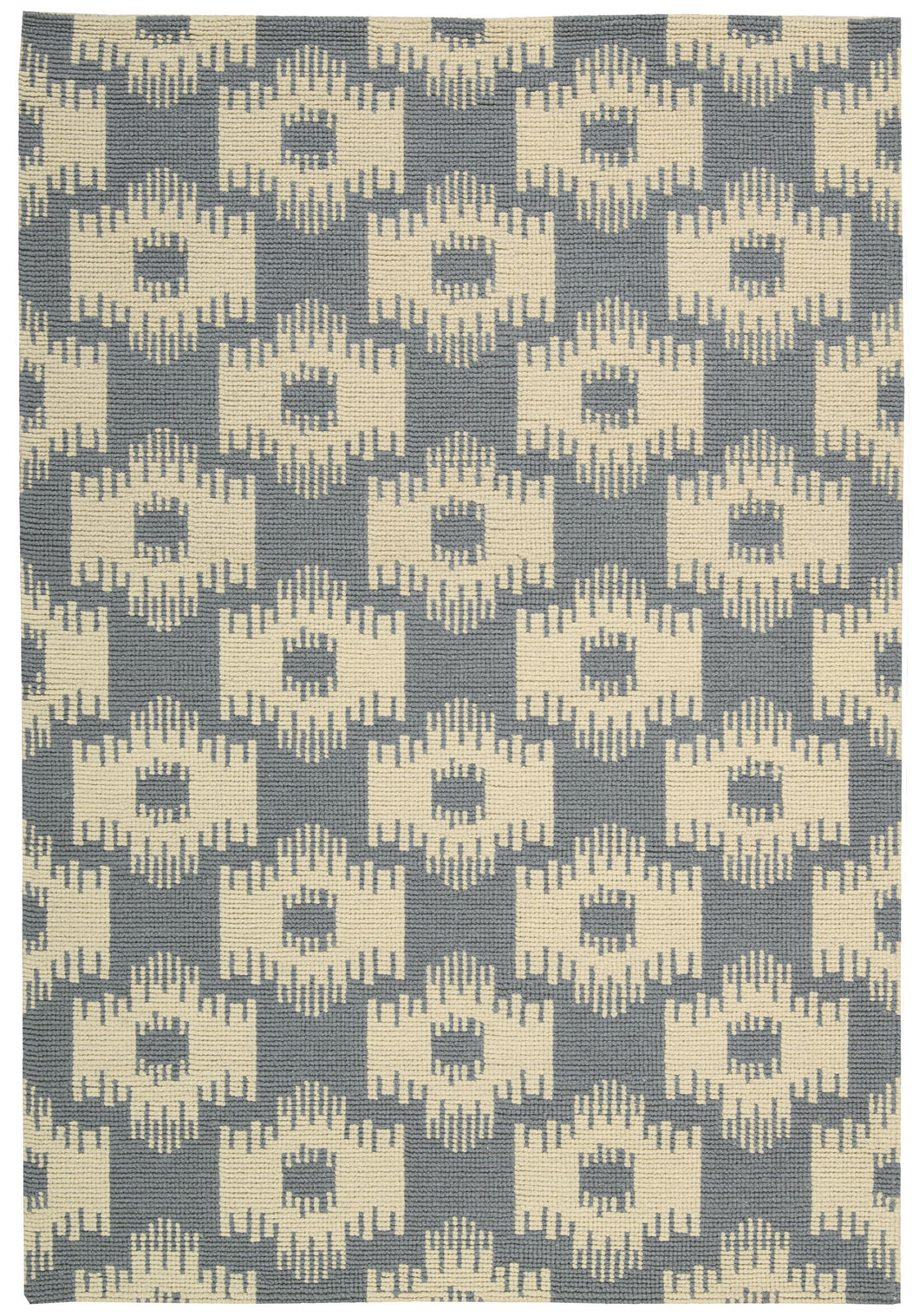 Barclay Butera Prism Slate Area Rug By Nourison PRI32 SLATE (Rectangle) | BOGO USA