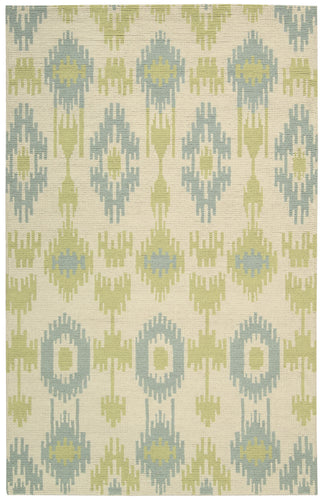 Barclay Butera Prism Honeydew Area Rug By Nourison PRI33 HYDEW (Rectangle) | BOGO USA