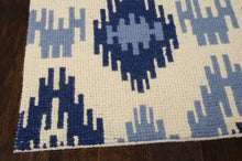 Load image into Gallery viewer, Barclay Butera Prism Indigo Area Rug By Nourison PRI33 INDIG (Rectangle) | BOGO USA