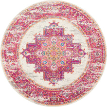Load image into Gallery viewer, Nourison Passion Ivory/Fuschia Area Rug