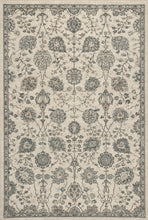 Load image into Gallery viewer, Kas Rugs Pesha 7223 Oatmeal/Teal Kashan Area Rug