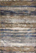Load image into Gallery viewer, Kas Rugs Provence 8603 Ivory/Blue Landscape Area Rug
