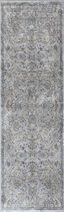 Kas Rugs Provence 8613 Silver/Blue Mahal Area Rug