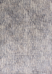 Kas Rugs Provence 8628 Grey Blue Illusions Area Rug