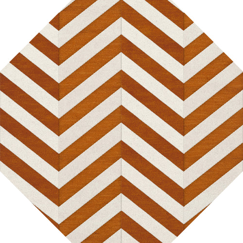 Dalyn Quest Tangerine Qt3 Area Rug