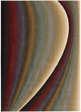 Load image into Gallery viewer, Nourison Radiant Arts Rainbow Area Rug RA02 RBW
