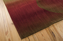 Load image into Gallery viewer, Nourison Radiant Arts Ruby Area Rug RA04 RUB (Rectangle)