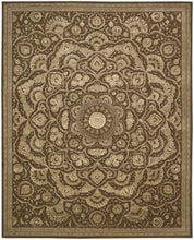 Load image into Gallery viewer, Nourison Regal Chocolate Area Rug REG02 CHO