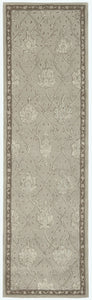 Nourison Regal Blue Cloud Area Rug REG05 BLCLD