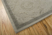 Load image into Gallery viewer, Nourison Regal Grey Area Rug REG06 GRY