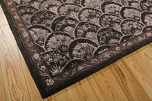 Load image into Gallery viewer, Nourison Regal Espresso Area Rug REG08 ESP