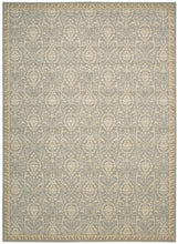 Load image into Gallery viewer, Nourison Riviera Blue Area Rug RI02 BL