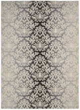 Load image into Gallery viewer, Nourison Riviera Charcoal Area Rug RI06 CHA