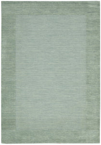 Barclay Butera Ripple Azure Blue Area Rug By Nourison RIP01 AZURE (Rectangle) | BOGO USA