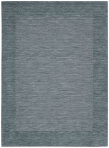 Barclay Butera Ripple Spa Area Rug By Nourison RIP01 SPA (Rectangle) | BOGO USA