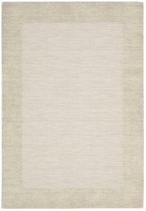 Barclay Butera Ripple Tranquil Area Rug By Nourison RIP01 TRANQ (Rectangle) | BOGO USA