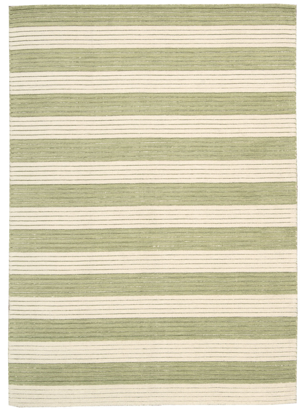 Barclay Butera Ripple Sage Area Rug By Nourison RIP02 SAGE (Rectangle) | BOGO USA
