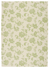 Load image into Gallery viewer, Nourison Home & Garden Green Area Rug RS014 GRE
