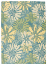 Load image into Gallery viewer, Nourison Home & Garden Blue Area Rug RS022 BL