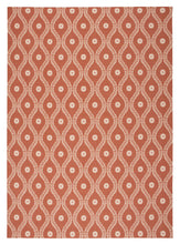 Load image into Gallery viewer, Nourison Home & Garden Rust Area Rug RS085 RUS