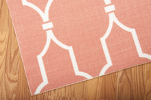 Load image into Gallery viewer, Nourison Home & Garden Orange Area Rug RS087 ORG (Rectangle)