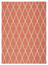 Load image into Gallery viewer, Nourison Home & Garden Orange Area Rug RS087 ORG