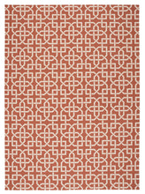 Load image into Gallery viewer, Nourison Home & Garden Rust Area Rug RS090 RUS