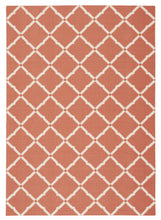 Load image into Gallery viewer, Nourison Home & Garden Orange Area Rug RS091 ORG