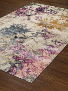 Dalyn Rossini Ivory Rs112 Area Rug