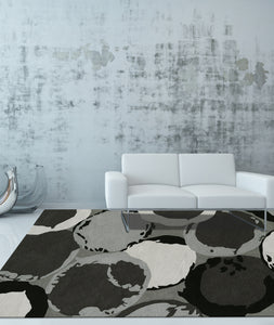 Dalyn Aloft Grey Al12 Area Rug