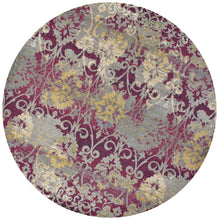 Load image into Gallery viewer, Kas Rugs Reina 9512 Fuchsia Grace Area Rug