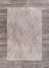 Load image into Gallery viewer, Kas Rugs Retreat 0114 Taupe Brder Area Rug